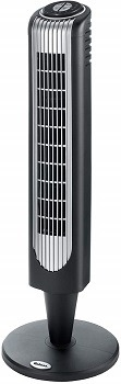Holmes 32inch oscillant tour ventilateur avec télécommande